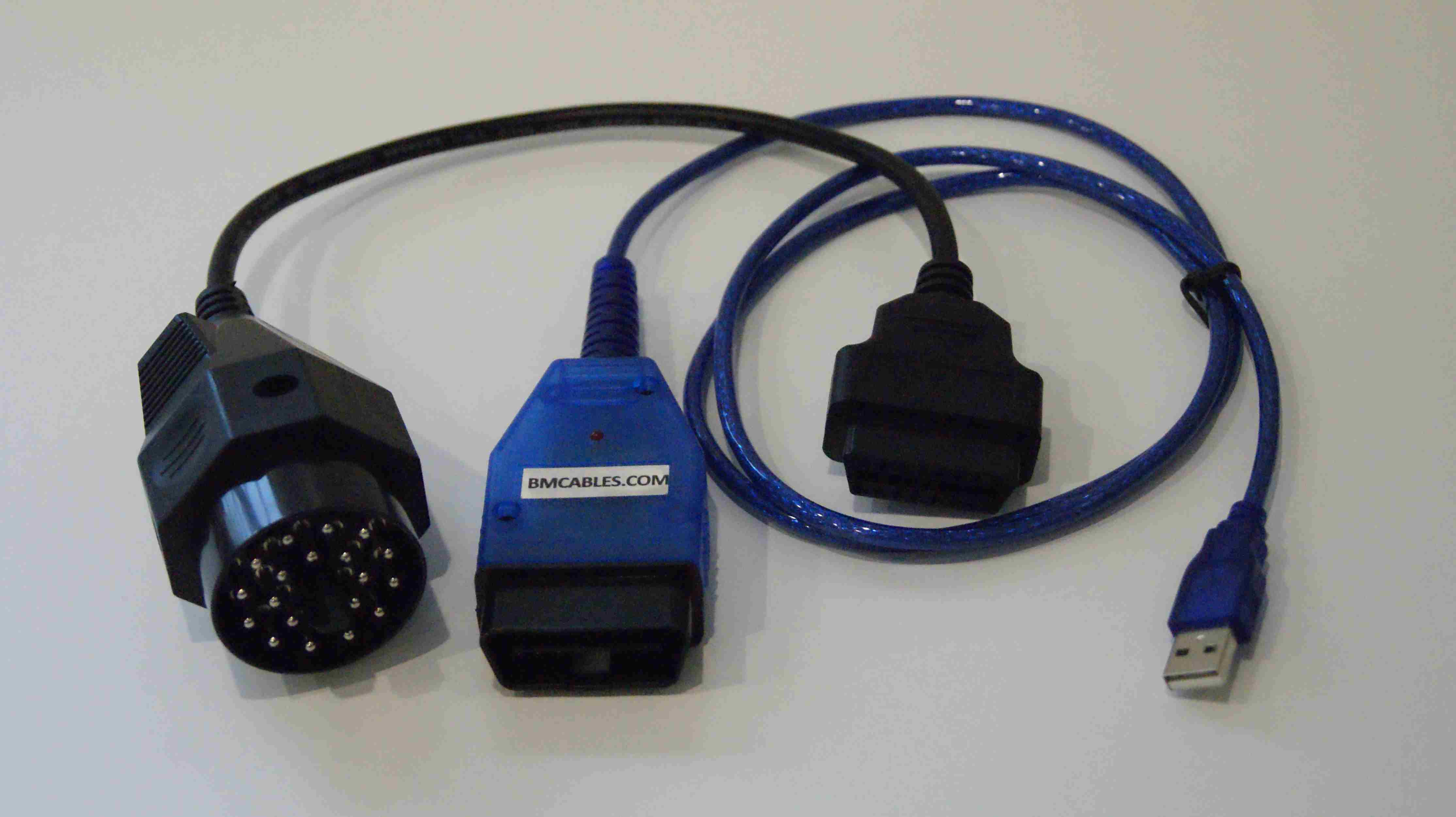 Adapter Set Available for Older Cars (Round Plug)